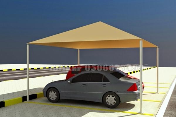 تصميم مظلات
