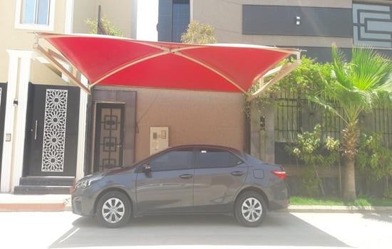مظلات خارجية
