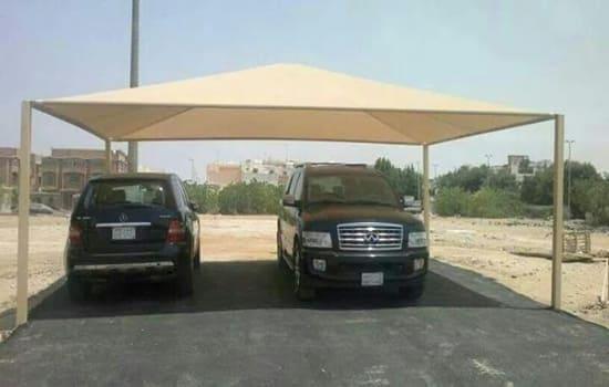 المظلات المعلقة