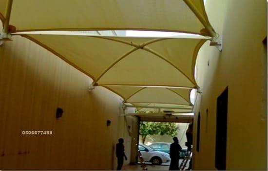مظلات سيارات الأحساء
