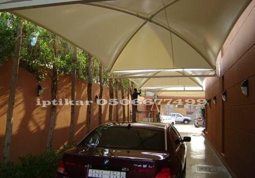 مظلات سيارات رخيصة