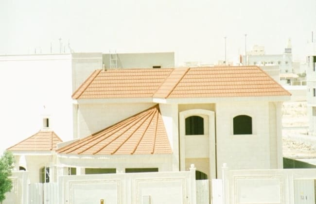 قرميد معدني الرياض